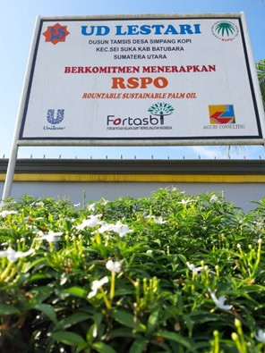 Dalam setahun, UD Lestari tambah anggota bersertifikat RSPO hingga 800%